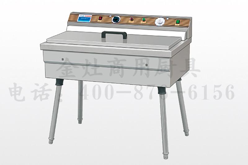 火锅店专用四腿电炸锅