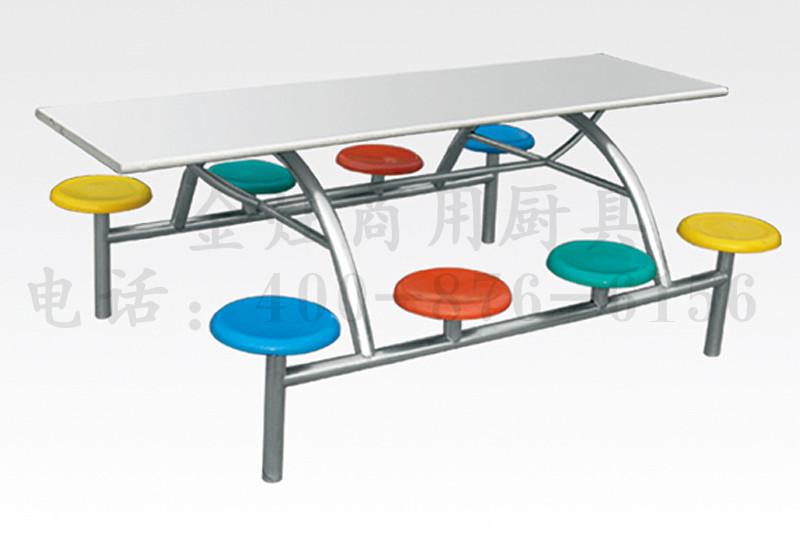 八座快餐桌椅