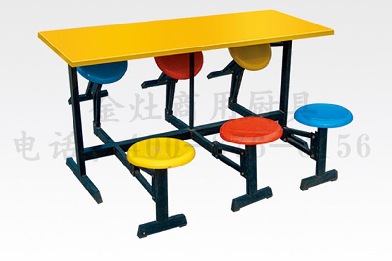 学校食堂桌椅