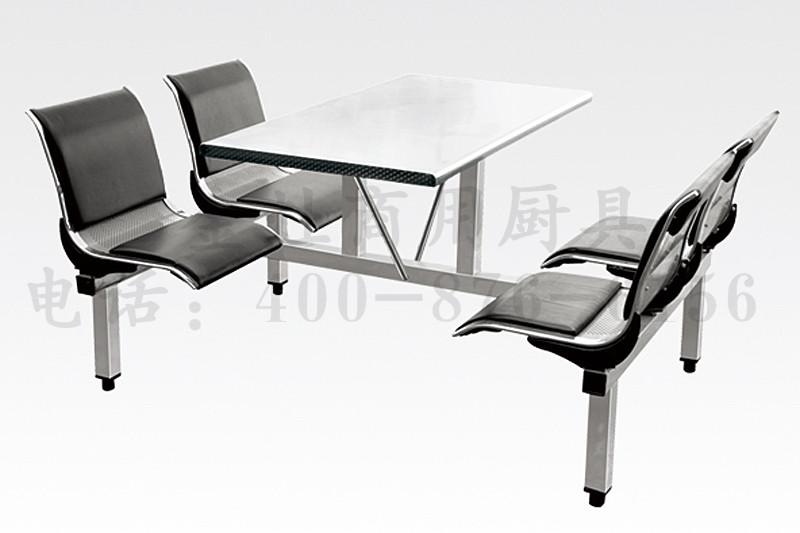 食堂专用快餐桌椅