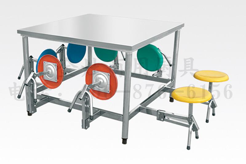 学校食堂专用快餐桌椅