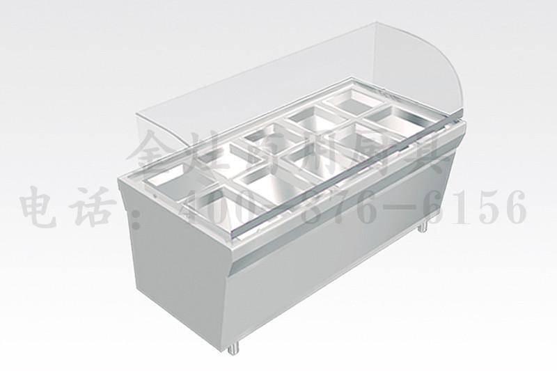 企业单位专用熟食保温柜