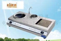 食堂台式双头电磁炉