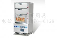 商用电磁海鲜蒸柜
