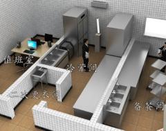 30-50平米厨房改造方案